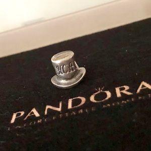 03cfebc1f71 Pandora Jewelry - RARE! RETIRED!! Pandora ANDERSON HCA HAT 200 charm